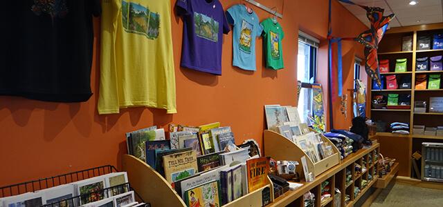 T-shirts and kites