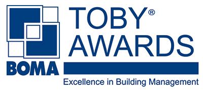 TOBY logo