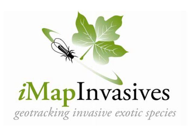 iMap Invasives Logo