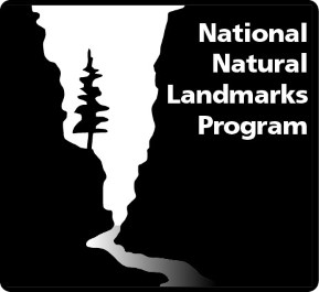 National Natural Landmark logo